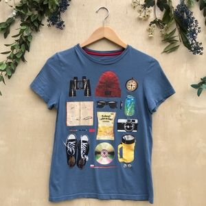 Epic Threads Hipster Graphic Tee